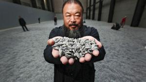 Ai WeiWei_sunflower